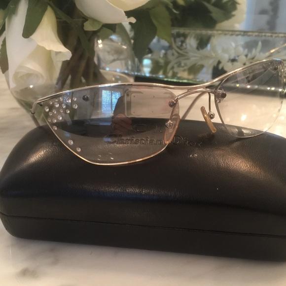 32e4f8e3ec0 Christian Dior Accessories - Christian Dior vintage frameless sunglasses